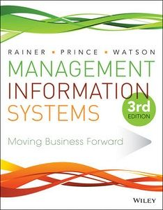 Management Information Systems Rd Edition Test Bank Rainer Prince