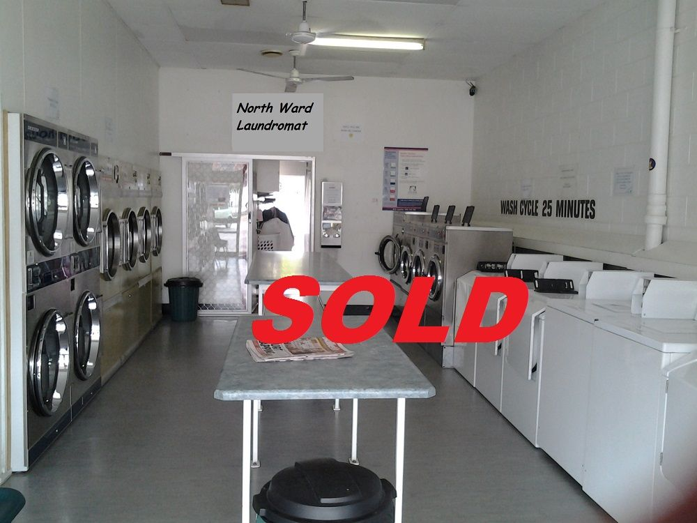North Ward Laundromat will be SOLD