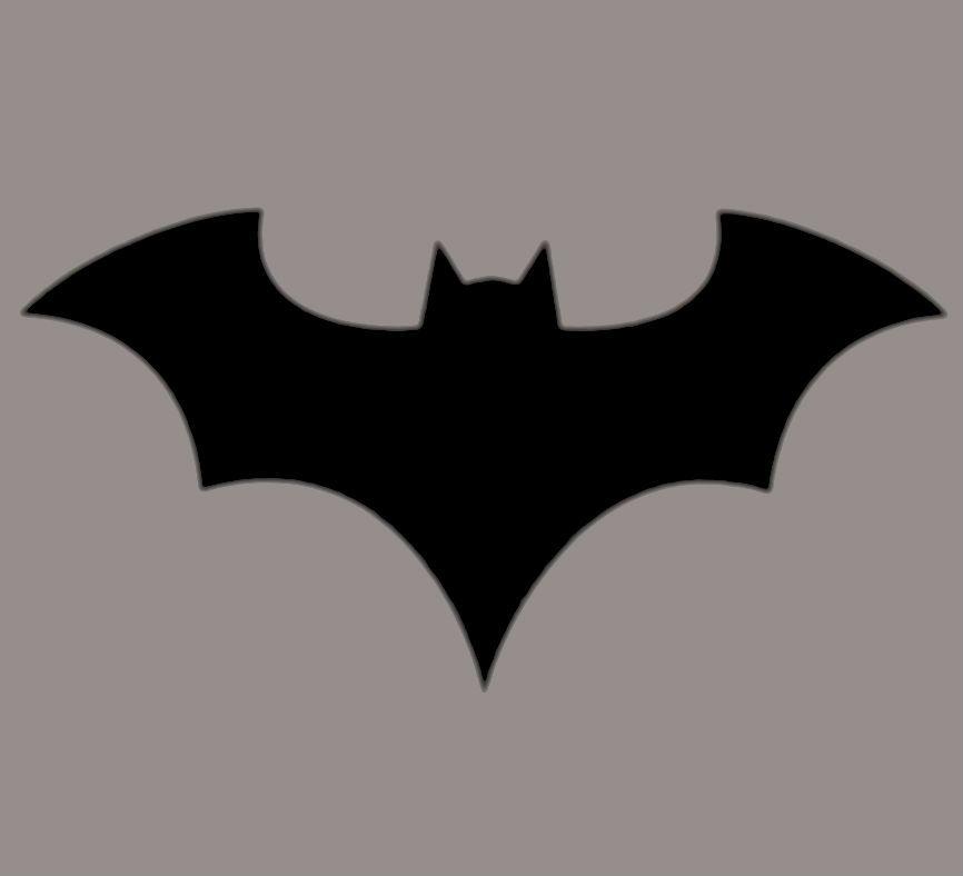 new batman logo batman