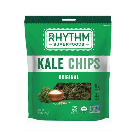 Rhythm Superfoods Kale Chips - Made in Austin