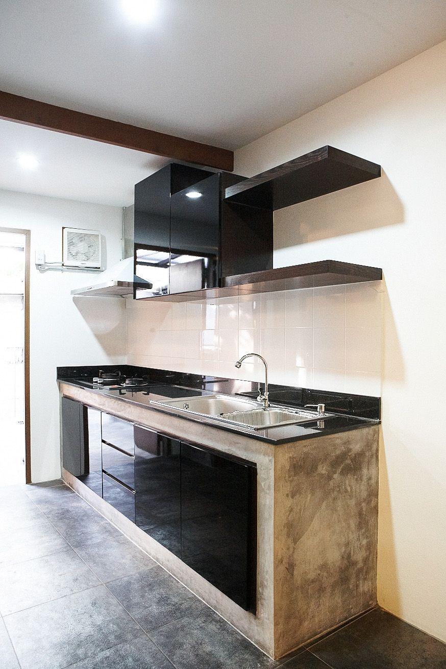 Renovation Loft Style Kitchen Thailand Kitchen Kitchen Loft