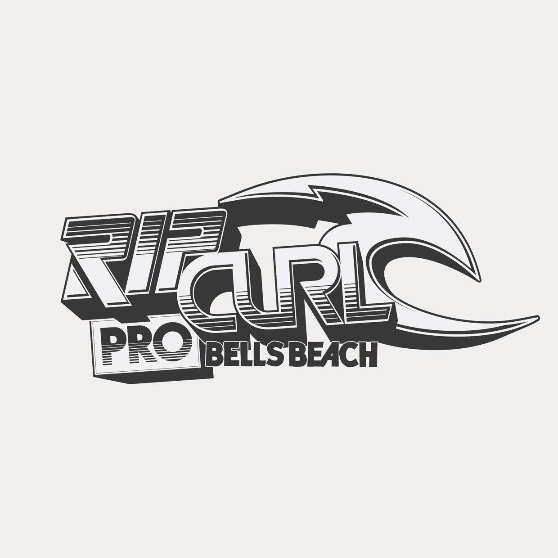Rip Curl Logos Desain Logo Desain Seni Animasi