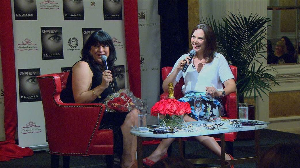 Watch extended interview with 'Fifty Shades' author E. L. James - TODAY.com