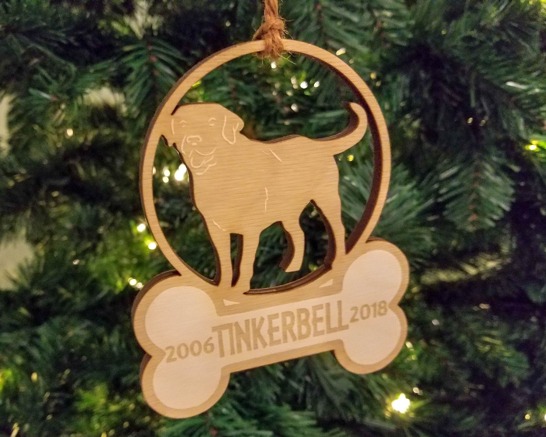 Personalized Pet Ornament, Custom Dog Breed Ornament, Dog