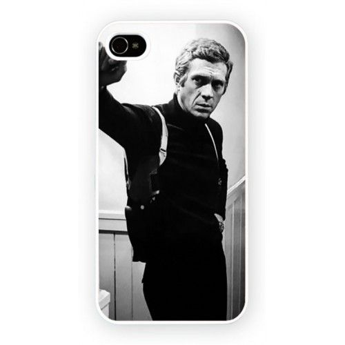Steve McQueen iPhone 4/4S and iPhone 5 Cases