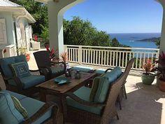 Tropical Manor St John Usvi