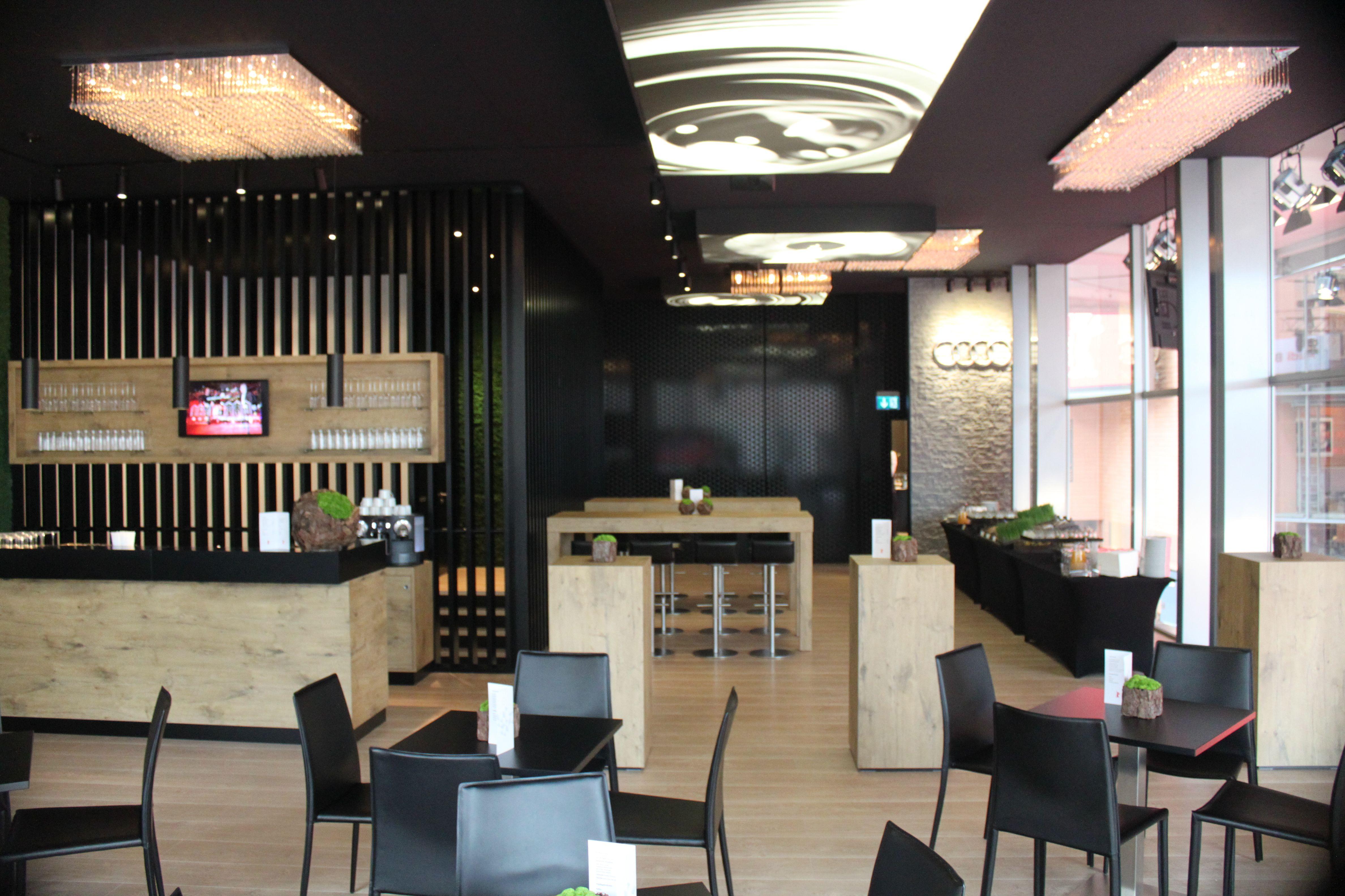 Neueste Restaurant Potsdamer Platz Design-ideen - Garten-Design-Ideen