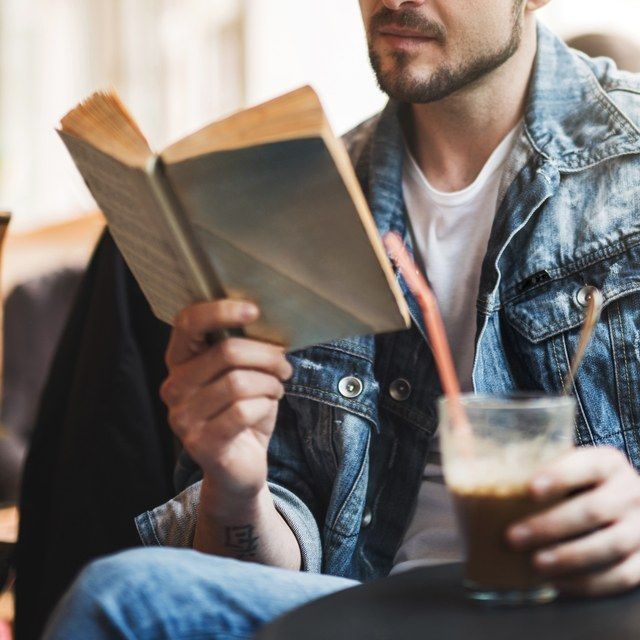 Don't Be That Guy Who Won't Read Books If They're 'For Women'   GQ