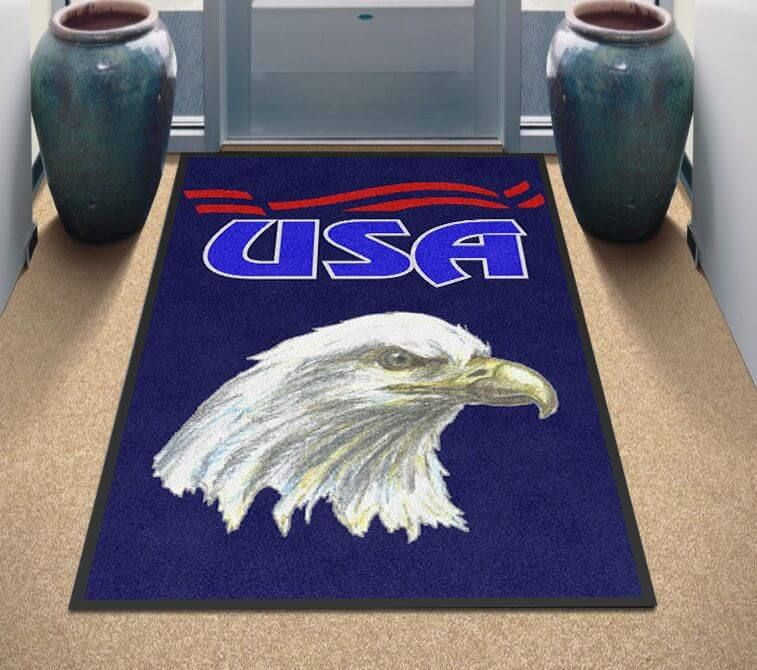 Bedroom Blue Grey White Dark Green Carpet Bedroom Car Bedroom Accessories Black And White Bedroom For Boys: July 4th And Military Branch Custom Rugs