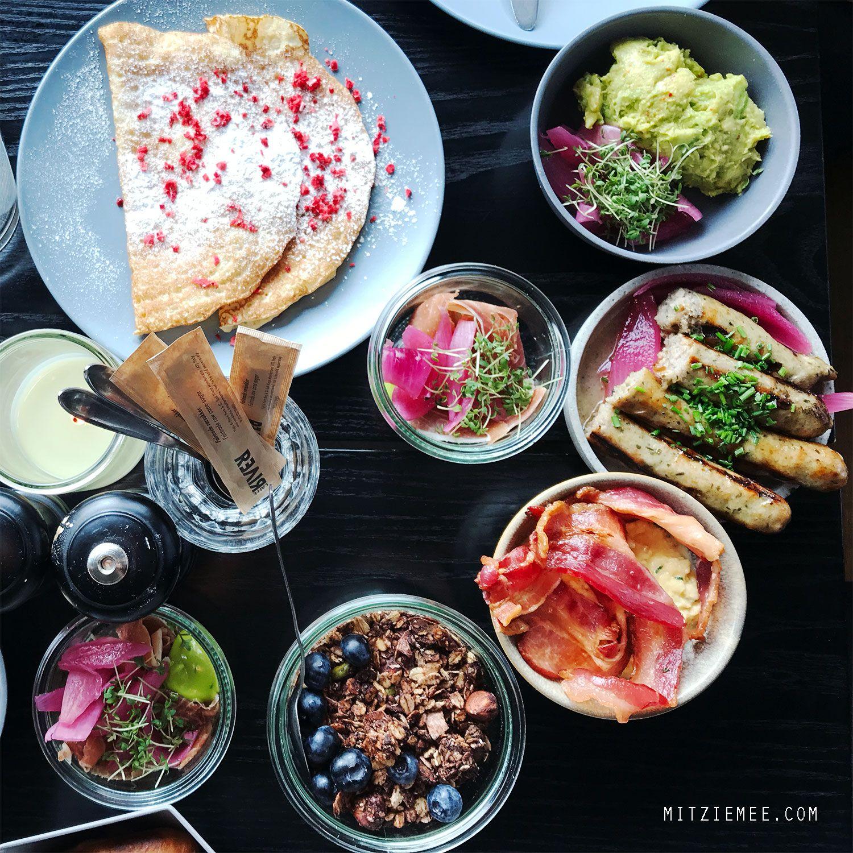 Ham And Avocado Scramble Recipe: Copenhagen Restaurants