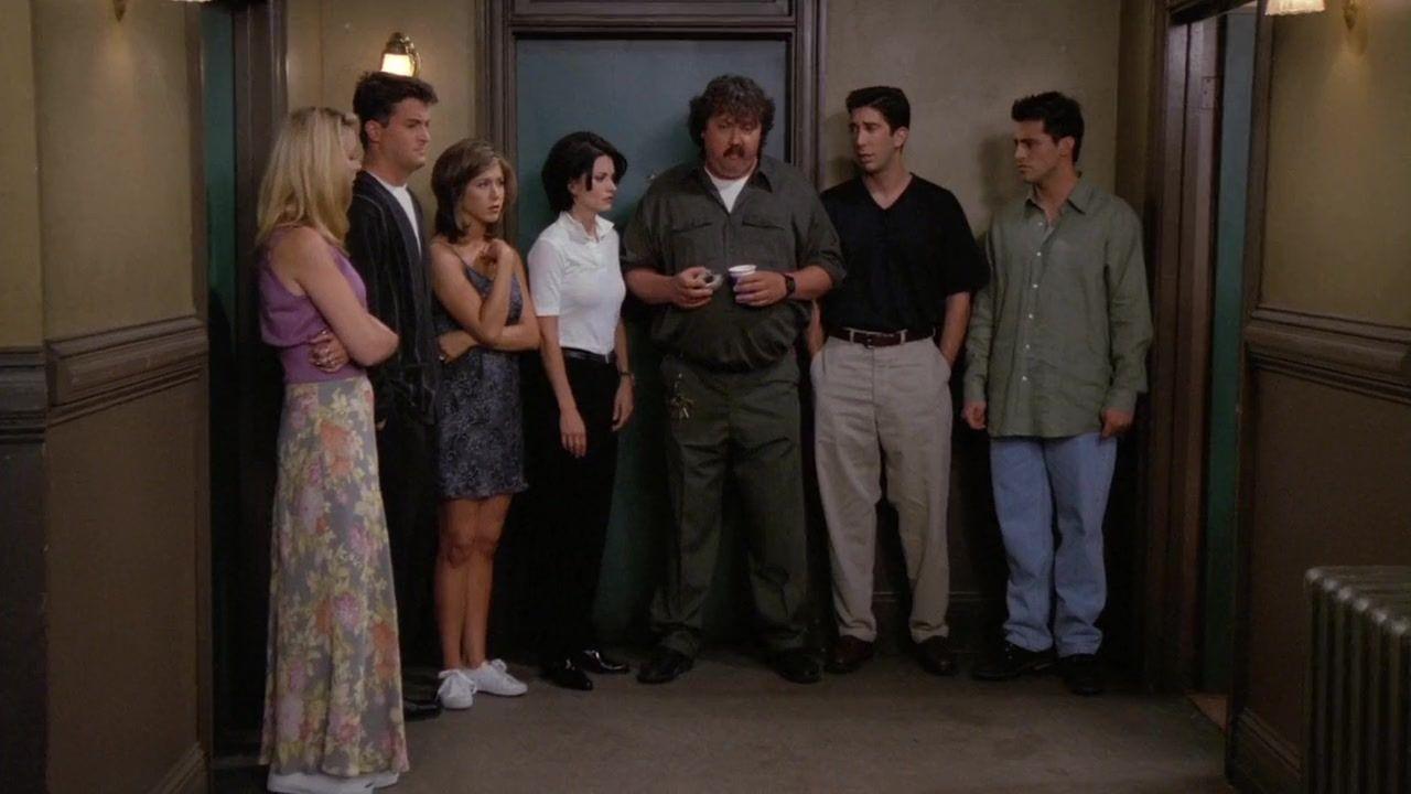 Recap of Friends Season 2 Episode 3 (S02E03) - 4 | Vintage