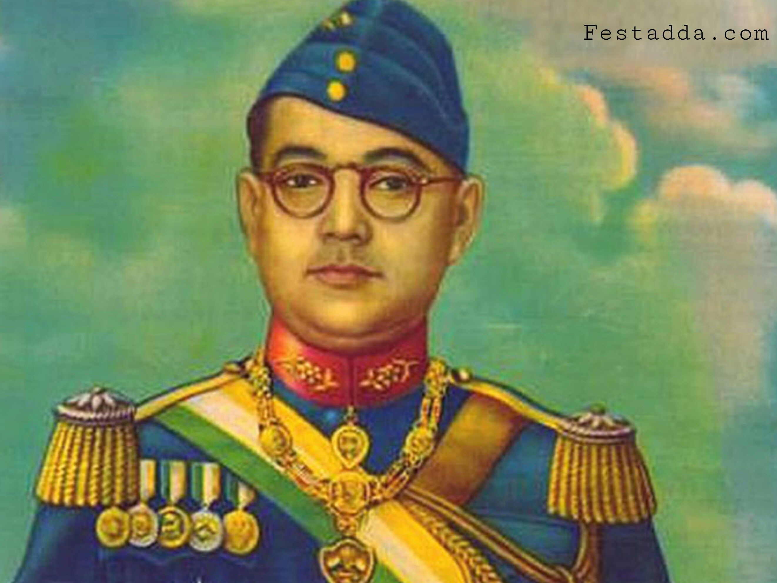 Subhas Chandra Bose Jayanti Images Download Rare Picture