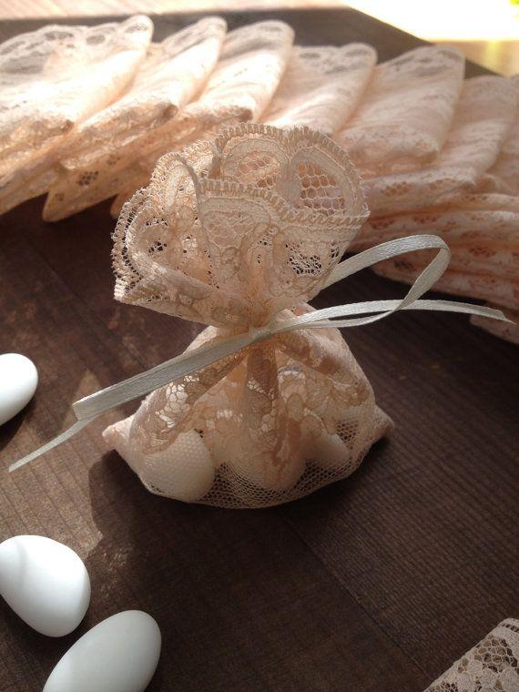 Party Favors Wedding Baptism Favor Bags Bridal Shower Vintage
