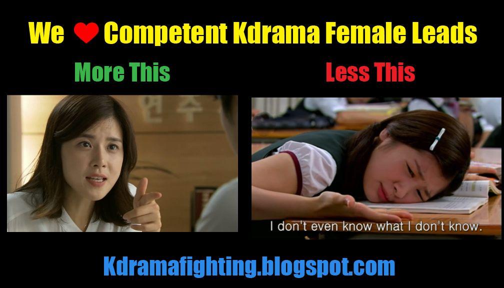 KDrama Fighting! : List of Smart, Strong Korean Drama Female