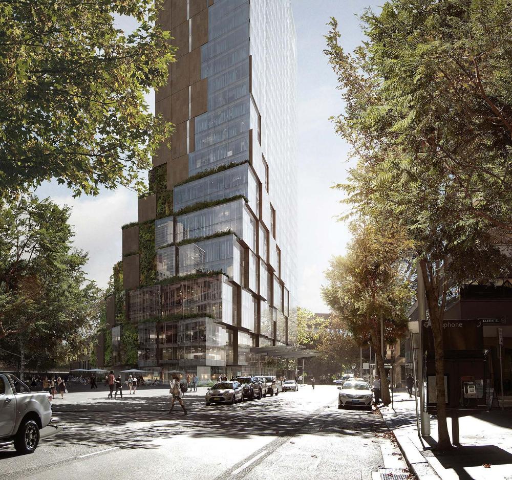 Competition Bloomimages Architektur Visualisierung Architektur Gewerbearchitektur