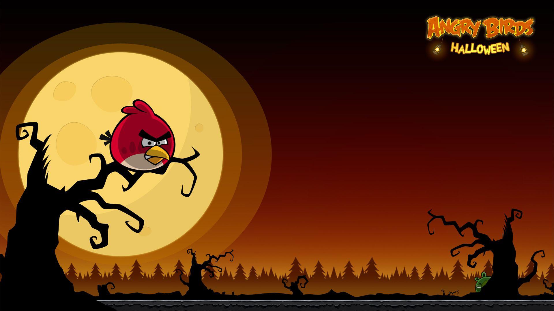 Angry Birds Halloween IPhone & Desktop Backgrounds Mit Bildern