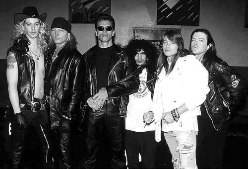 GnR & The Terminator