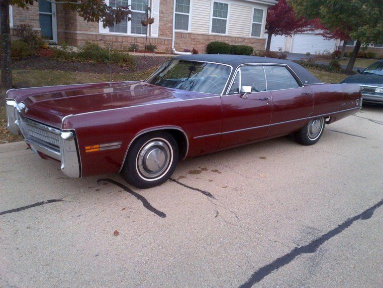 1972 Imperial Lebaron For Sale 1797763 Chrysler Cars Imperial