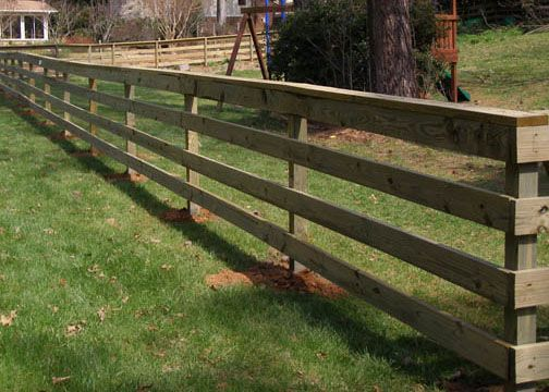Wooden Horse Fences With Wire Google Search Farm Fence Horse