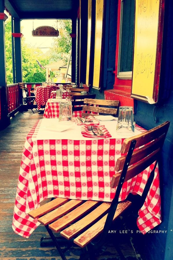 Cute French Restaurant In Cold Spring Putnam County