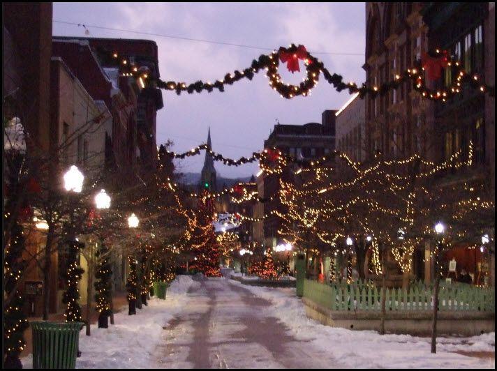Cumberland, Maryland Maryland Pinterest Maryland, Vacation - christmas town decorations
