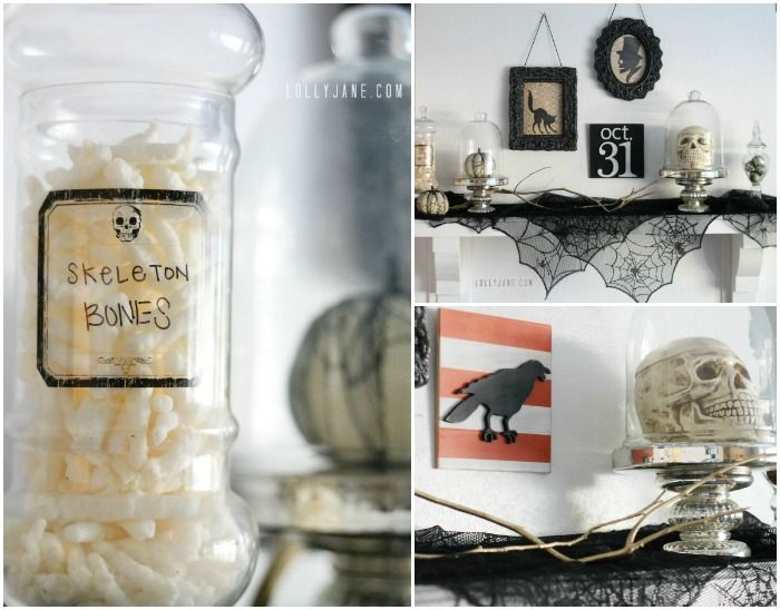 10 Halloween Theme Party Ideas to Give Your Guests a Night to - vintage halloween decorating ideas