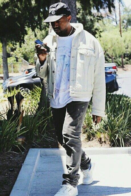 Kanye West Mit Bildern