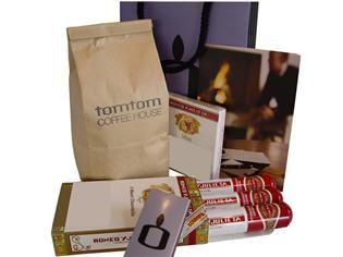 Tomtom Cigars & Coffee