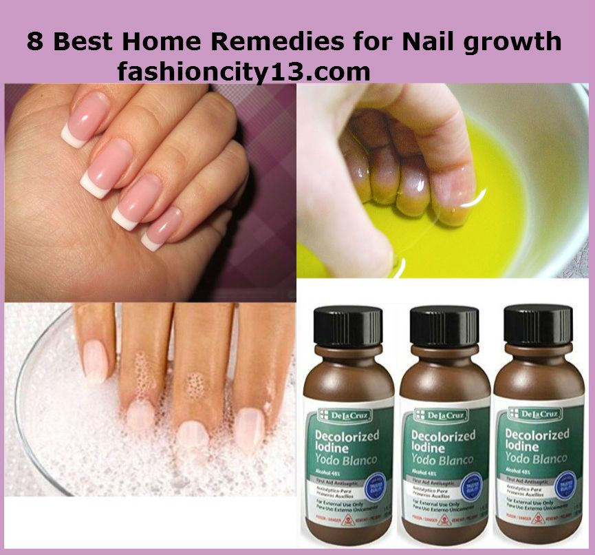 Are you searching for the best home remedies for nail growth? You ...