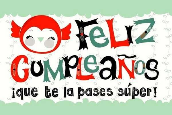 Free Download Happy Birthday Quotes In Spanish Sayings Brother