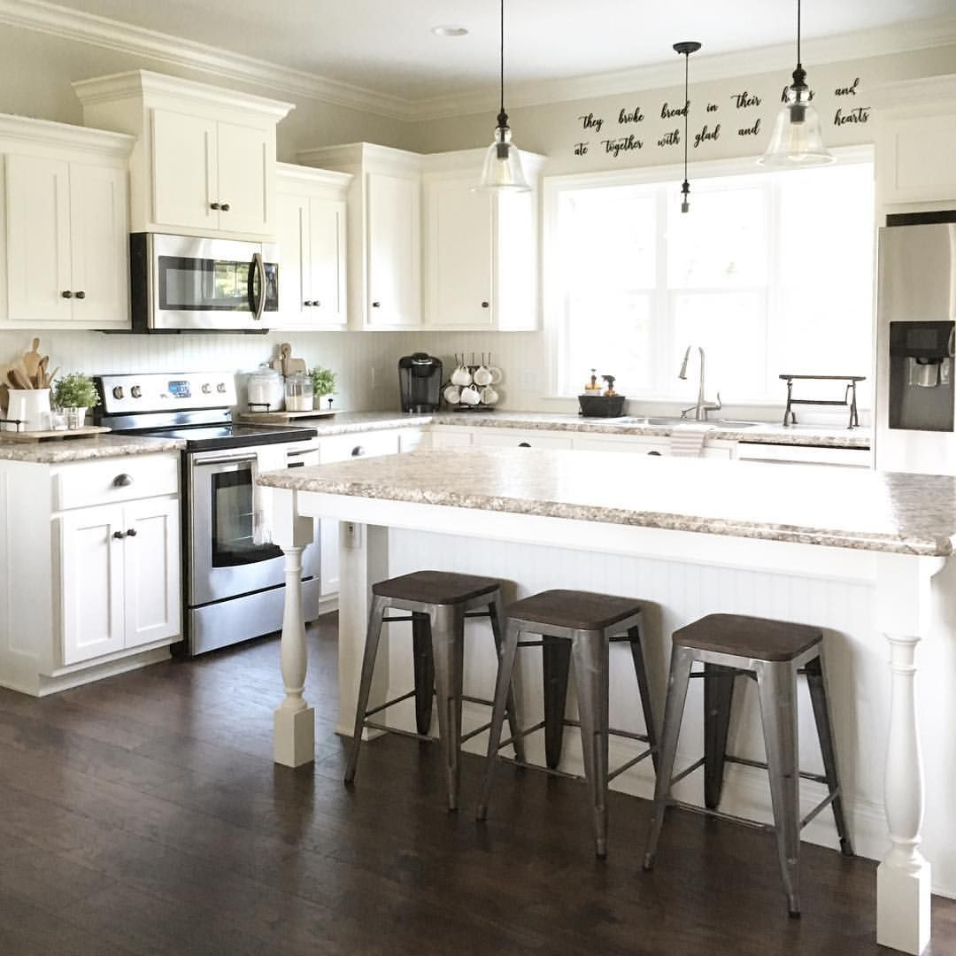 Pin by Diana White on Kitchens | Pinterest | Future house, Kitchens ...