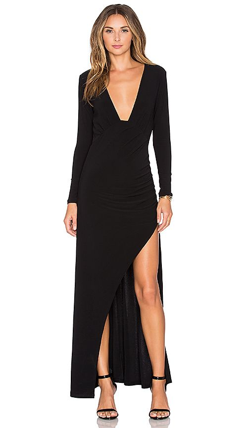 Shop for NBD x REVOLVE Own The Night Maxi Dress in Black at REVOLVE. Free 2-3 day shipping and returns, 30 day price match guarantee.