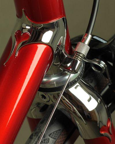 Llewellyn Custom Bicycles In Brisbane The Finish On The Lugs Is Just Beautiful Bike Photography Bike Frame Bike Design