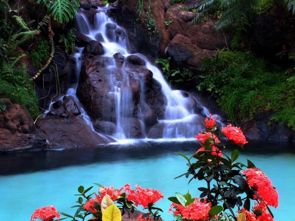 Desktop Waterfall HD Wallpapers