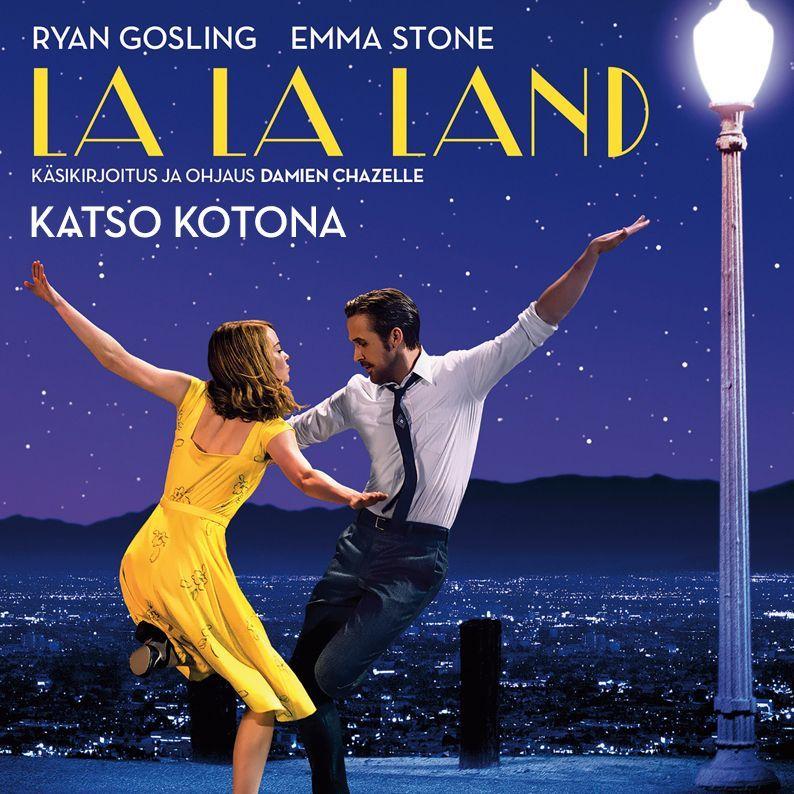 Koe elokuva, joka valloitti maailman hetkessä ja josta tuli vuoden suuri Oscar-voittaja sen saatua kaikkiaan kuusi palkintoa. La La Land jättää laulun sydämeesi ja hymyn huulillesi. ✨💃🎶  Osta hurmaava LA LA LAND nyt digitaalisesti ja katso kotona 🎬             @NordiskFilmFi