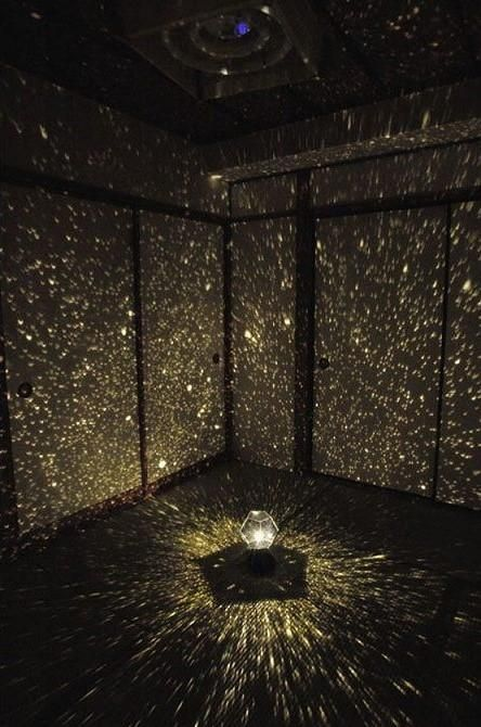 Delightful Fantasy Star Projector   Galaxy Style Night Lamp | Simple Diy, Ceilings And  Romantic
