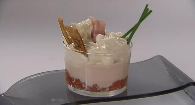 Gelat de pernil cuit amb tomàquet i pa amb oli. Cuina DE LA SELVA GUANYADOR CONCURS - SERGI MARTÍNEZ - MANRESA