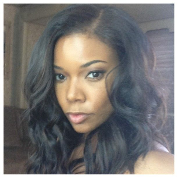 Gabrielle unions real hair hair and make up pinterest gabrielle unions real hair pmusecretfo Images