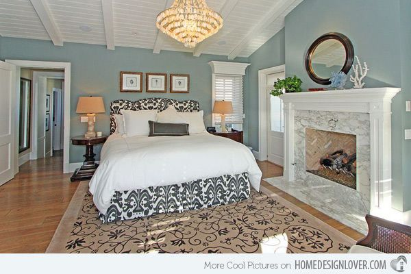 Country Master Bedroom Ideas 20 master bedroom colors | the punch, colors for bedrooms and style