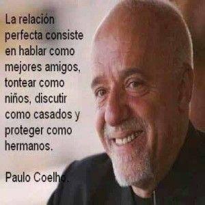 Frases De Paulo Coelho De Amistad 4 Frases De Paulo