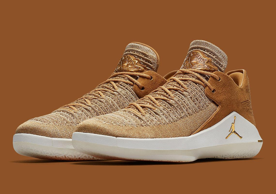 613a9a43ca2 Wheat Season Begins With The Air Jordan 32 Low