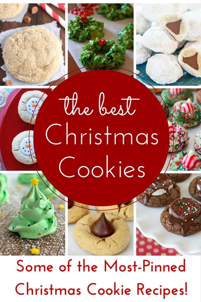 Christmas Desserts Pinterest.The Best Christmas Cookies On Pinterest Interesting Best