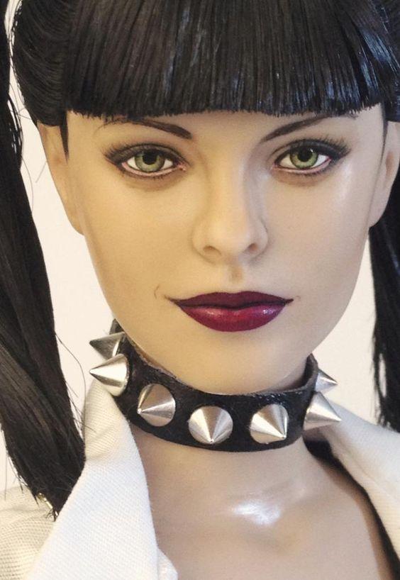 barbie Abby Sciuto. Pauley Perette