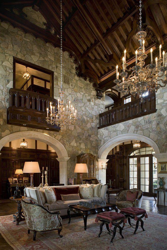 einrichtungsideen dekosteine wand steinwand wohnzimmer - wohnzimmer mit steinwand