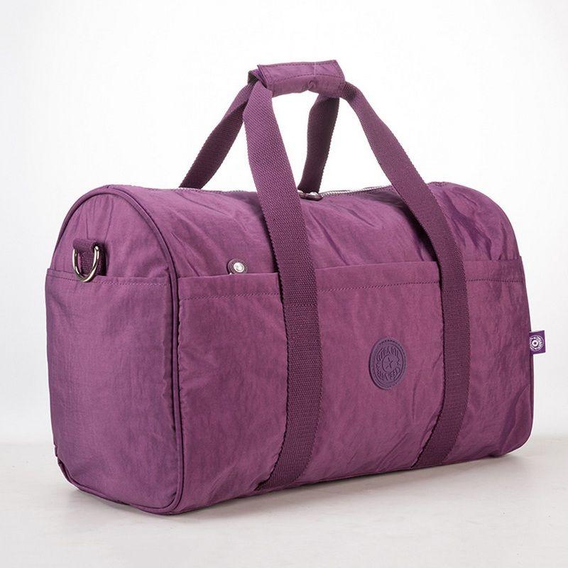 Men Large Capacity Business Trip Short Travel Bags Portable Women Nylon Duffel Bag Multi-function Luggage Tote Handbags