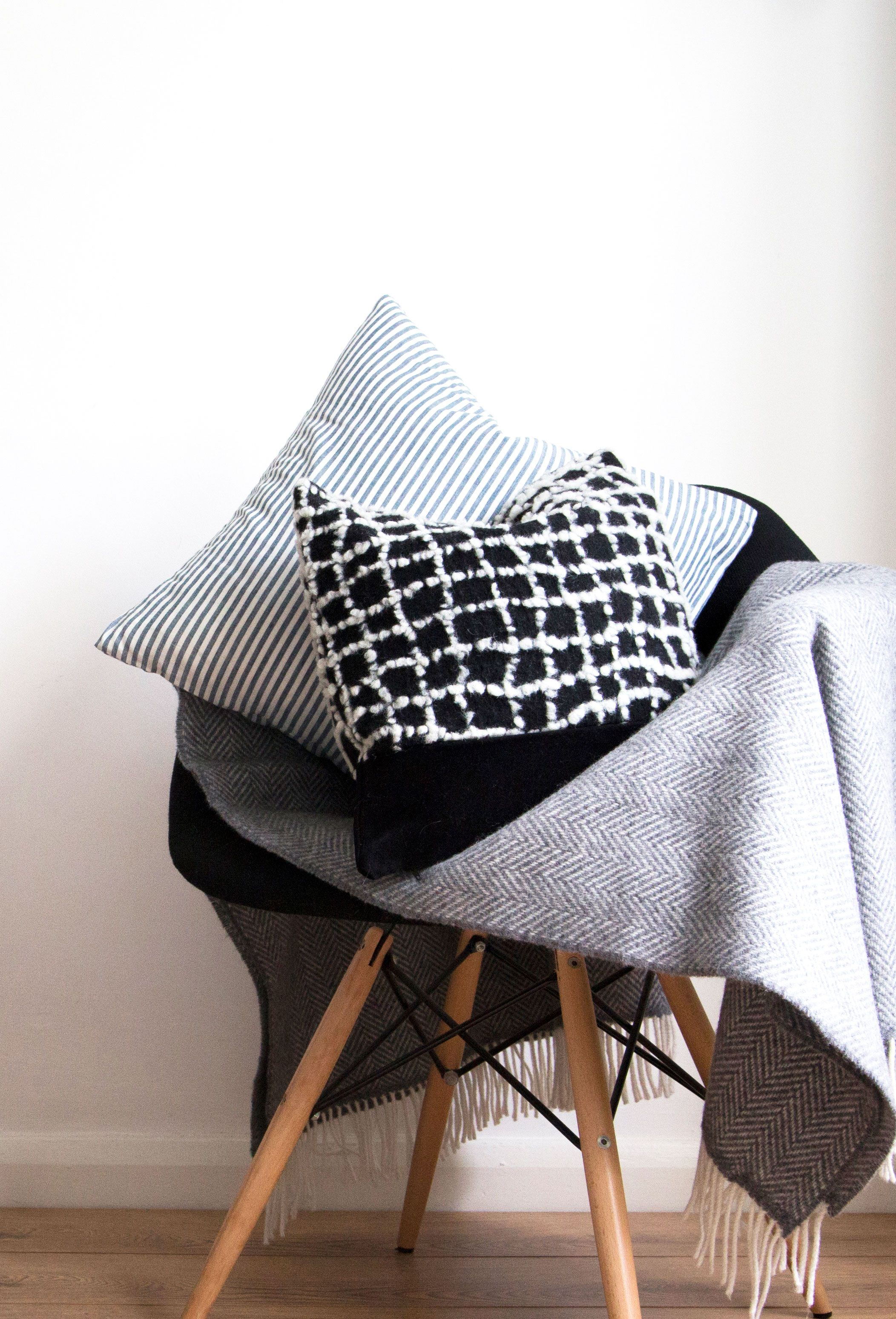 Luxury Scandi Style Cushion Covers On Ohwhatsthis Com Handmade By Lint Homeware Shop Now For Beautiful Cushion Covers Uk Scandinavian Cushions Homewares Shop