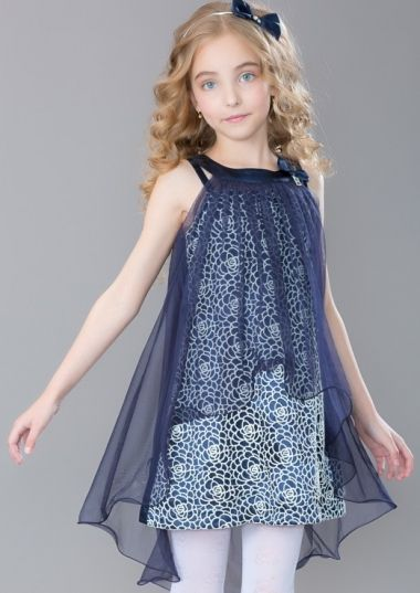 Картинки по запросу детские платья многоярусные | Детская мода