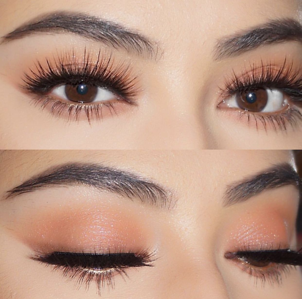 Pin By Hailey Ainsworth On Makeup Asian Eye Makeup Prom Makeup