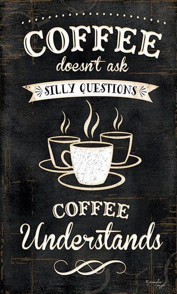 Karens Art Frame Coffee Understands Framed Wall Art Coffee Chalkboard Coffee Decor Coffee Quotes