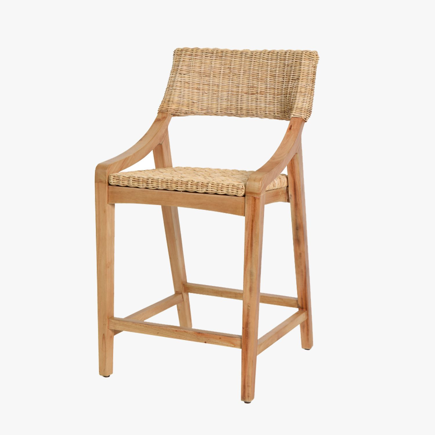 Biscayne Counter Stool Shop Bar And Counter Stools Wicker Counter Stools Counter Stools